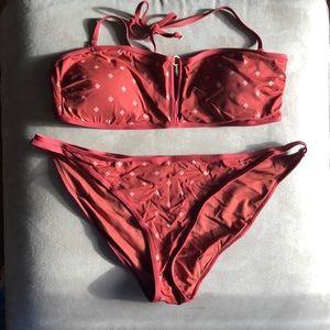 2 piece bikini set
